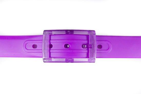 Sustainabelt | Broekriem | NeonPaars | One size fits all