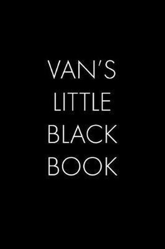 Van's Little Black Book
