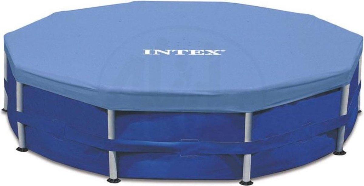 Intex Afdekzeil Zwembad Round Pool Cover 457 Cm