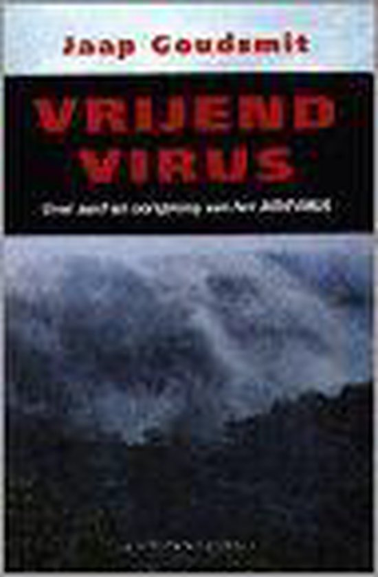 Vrijend virus - Jaap Goudsmit |