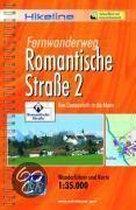 Romantische Strasse 2 Fernwanderweg Von Donauworth nach Fuss