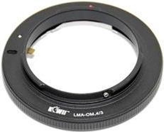 Kiwi Photo Lens Mount Adapter Camera LMA-OM_4/3