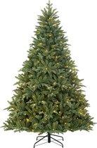 Black Box Trees - Bolton kerstboom LED blauw -  h185xd132cm