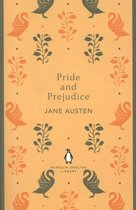 Boek cover Pride and prejudice van Jane Austen (Paperback)