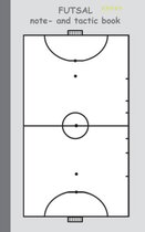 Futsal 2 in 1 Tacticboard and Training Workbook