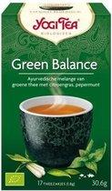 YogiTea Biologische Green Balance