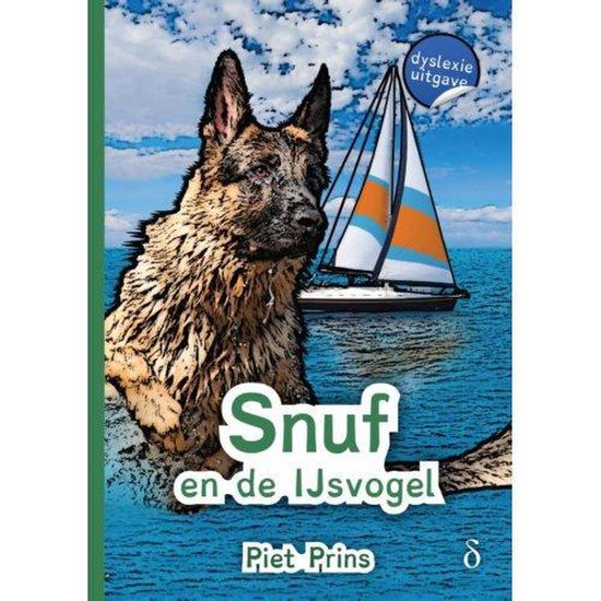 Snuf-serie - Snuf en de IJsvogel - Piet Prins |