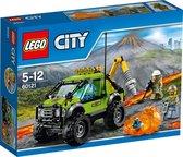 LEGO City Vulkaan onderzoekstruck