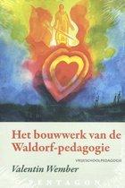 Omslag Het bouwwerk van de Waldorf-pedagogie