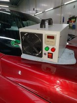 Carcosmetic - Ozon generator - Luchtreiniger - Wit