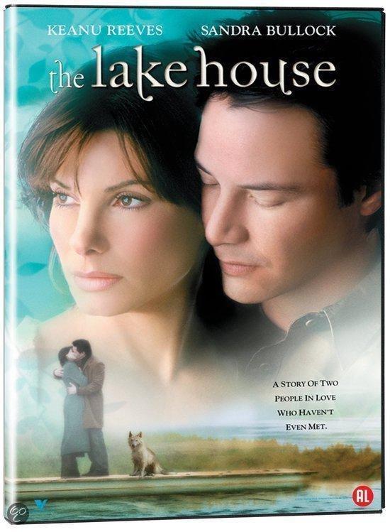 Cover van de film 'The Lake House'