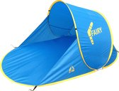 Best Camp Fairy - Pop Up Beach Shelter / Strandtent - Blauw
