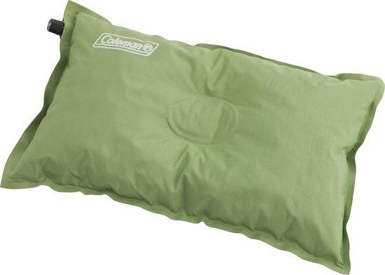 Coleman Self Inflating Pillow kussen groen
