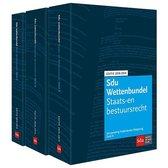 Educatieve wettenverzameling  -  Sdu Wettenbundel (set 3 ex) 2018-2019