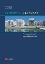 Bauphysik Kalender 2018