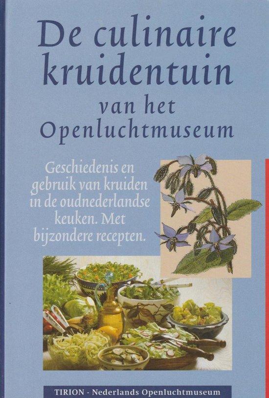 De culinaire kruidentuin van het Openluchtmuseum - Judith Schellingerhout  
