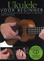 Boek cover Ukulele Voor Beginners van Divers