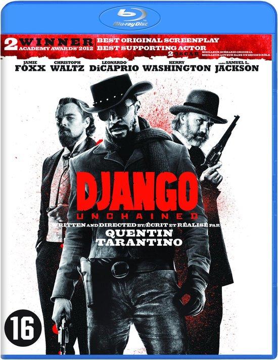 Cover van de film 'Django Unchained'