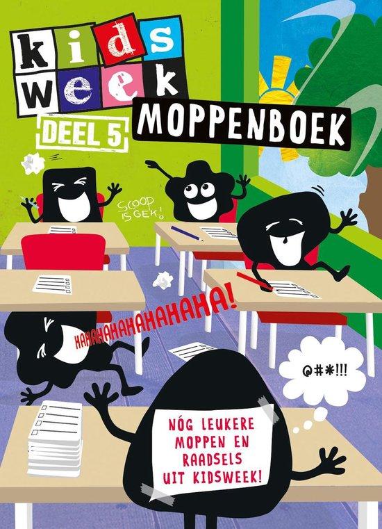 Kidsweek 5 - Kidsweek moppenboek - Kidsweek |