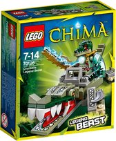 LEGO Chima Krokodil Legendebeest - 70126