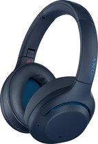 Sony WH-XB900N - Draadloze over-ear koptelefoon met Noise Cancelling - Blauw