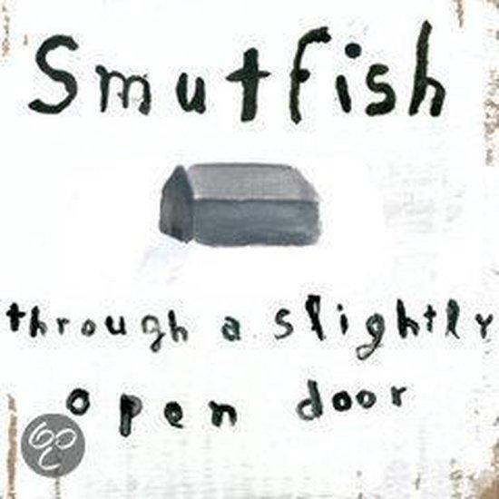 Trough A Slightly Open Door