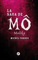 Omslag La Saga de Mô : Malika