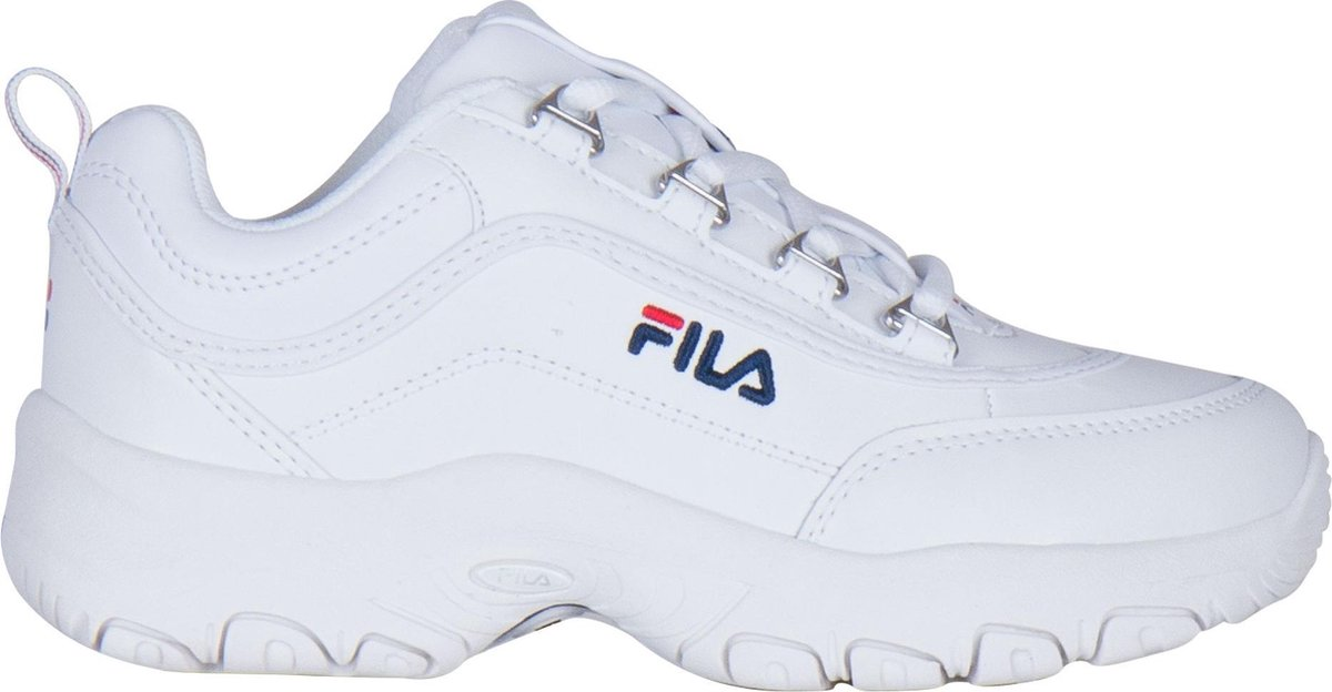 | Fila Meisjes Sneakers Strada Low Kids Wit Maat 35