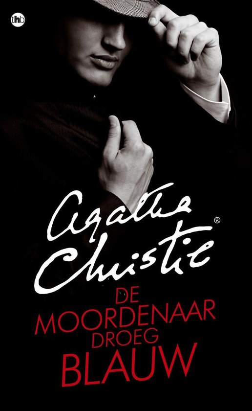 De moordenaar droeg blauw - Agatha Christie pdf epub