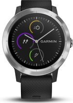 Garmin Vivoactive 3 - Smartwatch - 43 mm - Zilver