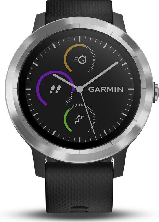Garmin Vivoactive 3 - Smartwatch - 43 mm - Zilver