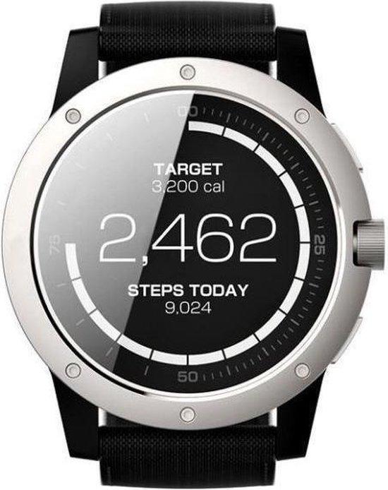 Matrix Powerwatch - Smartwatch - Zwart