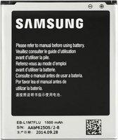 Samsung 1500mAh Li-Ion Batterij/Accu Zwart, Zilver