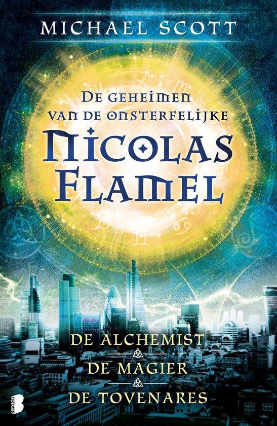 Nicolas Flamel - De geheimen van de onsterfelijke Nicolas Flamel 1 - Michael Scott | Fthsonline.com