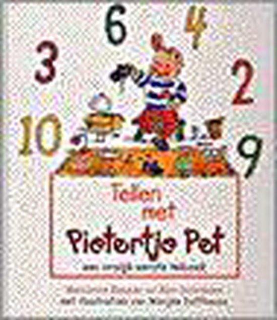 Tellen Met Pietertje Pet - Marianne Busser |