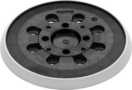 Bosch Schuurplateau voor PEX 300 / 400 AE - 125 mm - 8 gaten - middelhard