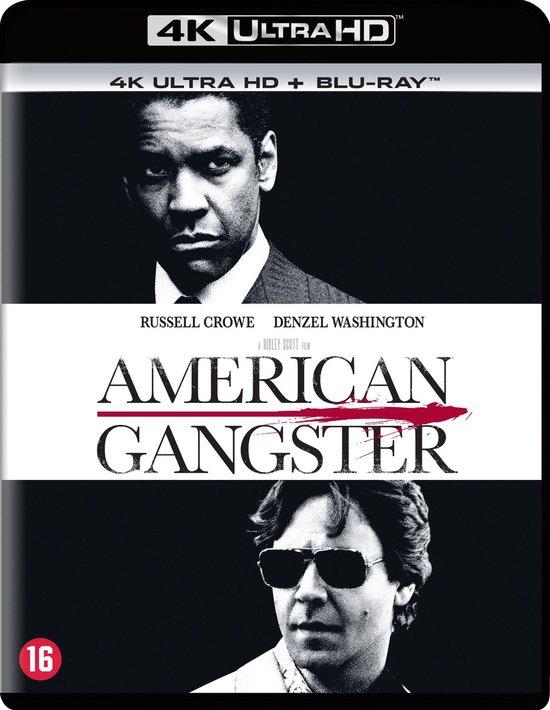 American Gangster (4K Ultra HD Blu-ray)