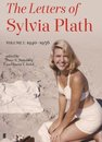 Boek cover Letters of Sylvia Plath Volume I van Sylvia Plath (Onbekend)