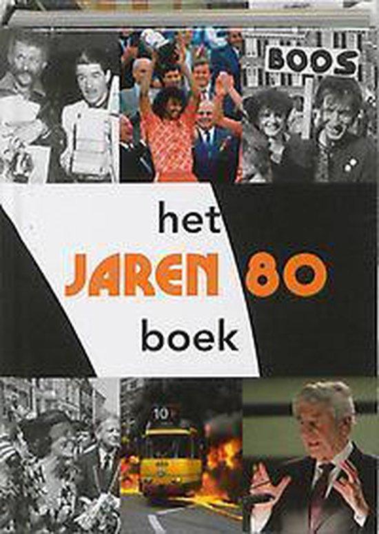 Het Jaren 80 Boek - P. Brood |