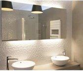 Verwarming voor spiegel, Spiegelverwarming 400W/m2-75x100cm-300W