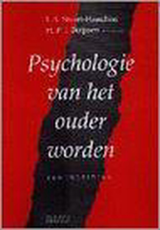 PSYCHOLOGIE OUDER WORDEN DR 1 - I. Stuart-Hamilton  