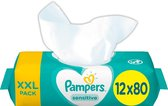 Pampers Sensitive Billendoekjes - 960 stuks