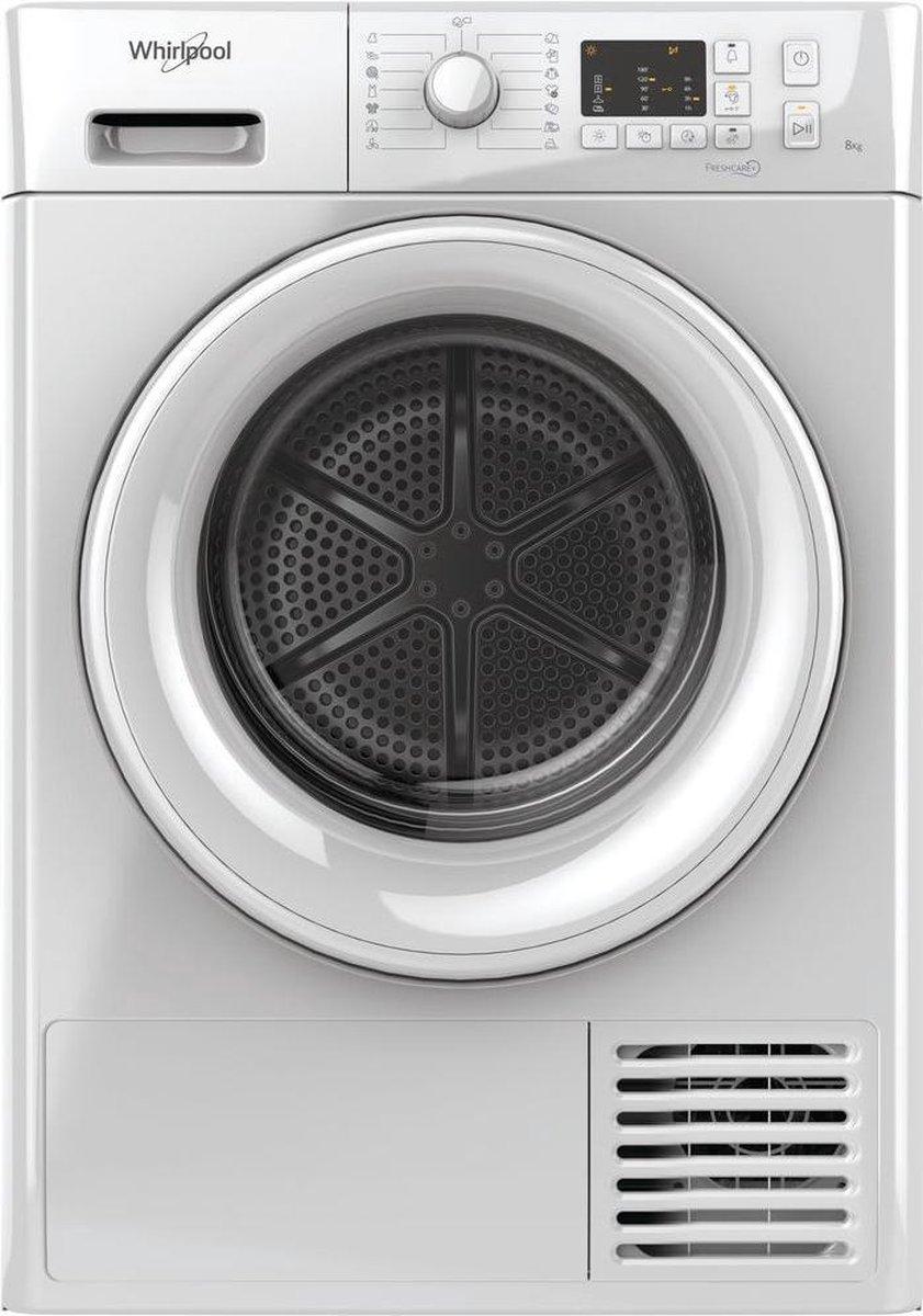 Whirlpool FT CM10 8B EU Condensdroger – B – 8kg