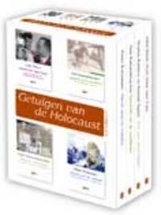 Holocaust Bibliotheek - Getuigen van de Holocaust set - P. Kohnstam |
