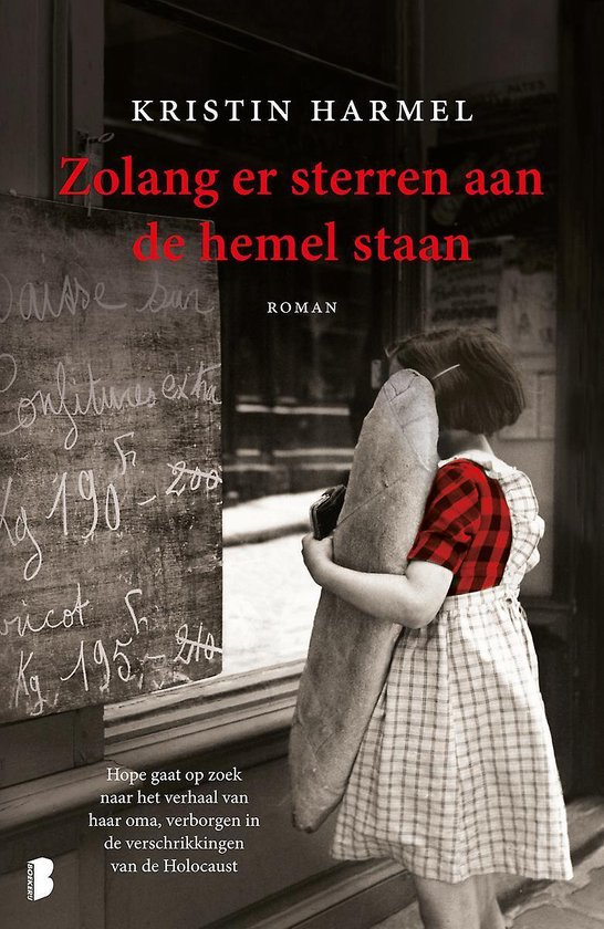 Boek cover Zolang er sterren aan de hemel staan van Kristin Harmel (Paperback)