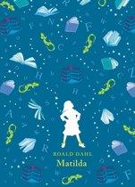 Boek cover Matilda van Roald Dahl