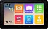 SimTab 3 - 10.1 inch - WiFi - 16GB - Zwart