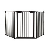 Veiligheidshekje voor Kinderen - Openhaard hek- Multifuctioneel hek - Kachelhek - 310CM - 7.5 KG