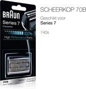Braun 70B Scheerkop voor Series 7