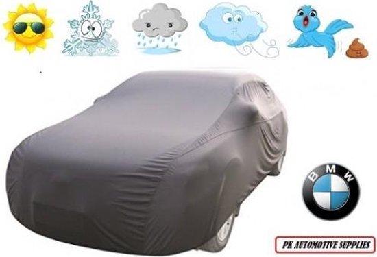 Bavepa Autohoes Grijs Geventileerd Geschikt Voor BMW 5 serie (F10) x-drive 2011-